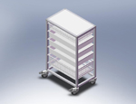 ISO Storage Cart I