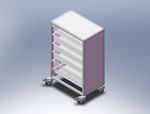 ISO Storage Cart II