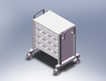 ISO Storage Cart IV