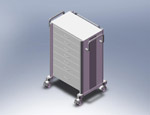 ISO Storage Cart VII DW