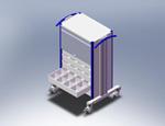 ISO Storage Cart X TD