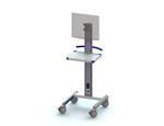 Medium40 Monitor Cart